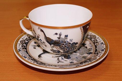 Teacup, Porcelain Japanese, Porcelain, Ceramic