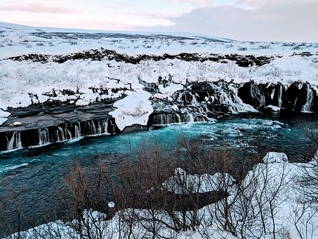 Winter, Snow, Water, Ice, Cold, Nature, Frozen
