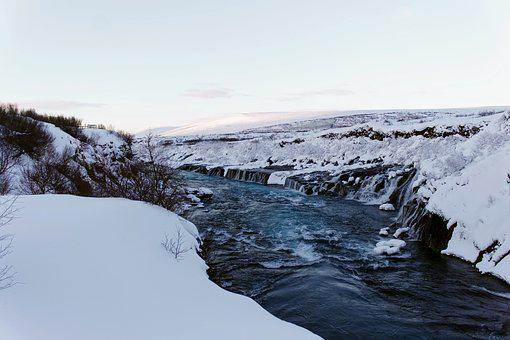 Winter, Snow, Cold, Ice, Frozen, Nature, Landscape
