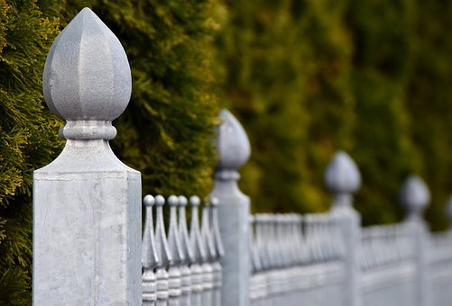 Fence, Metal, Metal Fence, Art, Fencing, Border, Limit