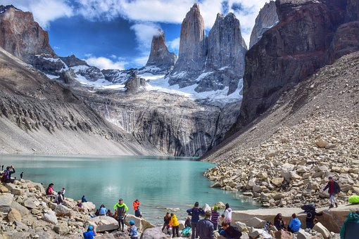 Mountain, Landscape, Travel, Nature, Rock, Patagonia