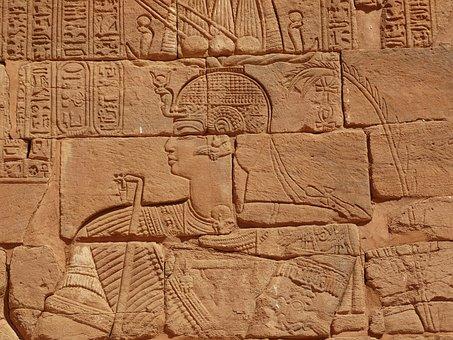 Khartoum, Meroe, Old, Archaeology, Trip, Architecture