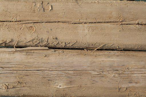 Wood-fibre Boards, Texture, Parquet, Pattern, Brown
