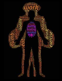 Person, Shadow, Aura, Addiction, Distraction, Emotion