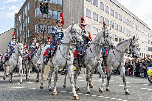 Recorded, Street, Editorial, Peoples, Cavalry, City