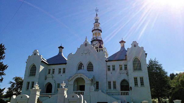 Africa, Swellendam, Church