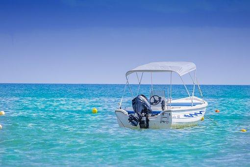 Body Of Water, Sea, Summer, Travel, Greenish Blue