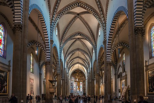 Church, Architecture, Cathedral, Travel, Religion, Arch