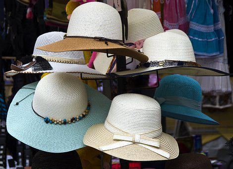 Hats And Other Headgear, Cowboy Hat, Stetson, Clothing