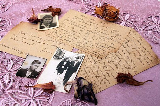 Old Letter, Paper, Document, Writing, Correspondence
