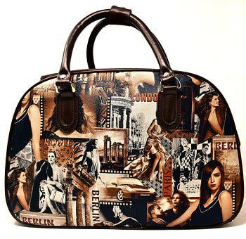 Handbag, Bag, Modern, Fashion, Art Leather