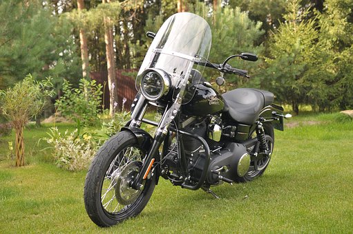 Motorcycle, Bike, Harley-davidson Fxdb 2013
