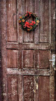 Wood, Old, Of Wood, Architecture, Door, Home, No Person