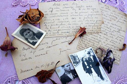 Old Letter, Paper, Old, Letter, Photos, Lavstori