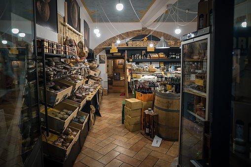 Stock, Music, Market, Trade, Shelf, Sale, Bottles
