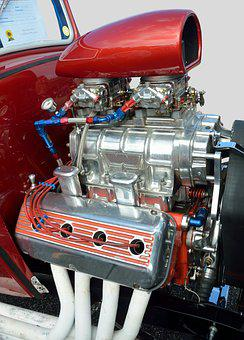 Car, Drive, Engine, Technology, Vehicle, Power, Machine