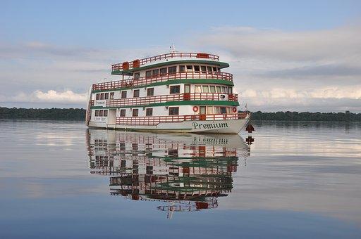 Water, Travel, Outdoors, Sea, Sky, Amazonas, Brasil