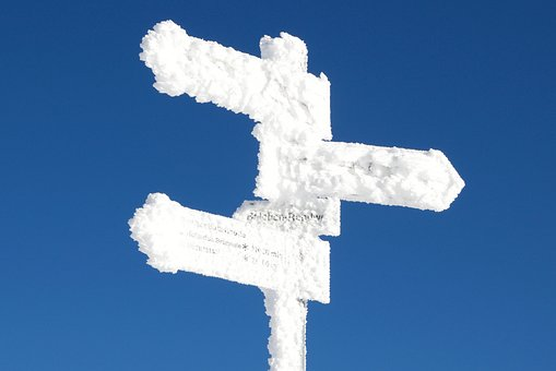 Winter, Snow, Snow-covered, Directory, Frozen