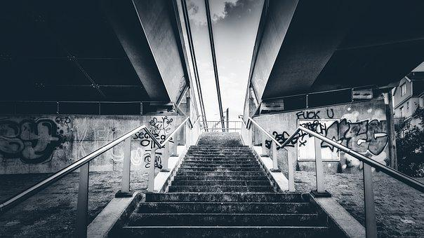 Step, People, Transportation System, Architecture