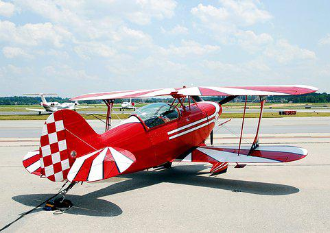 Airplane, Aircraft, Travel, Transportation System
