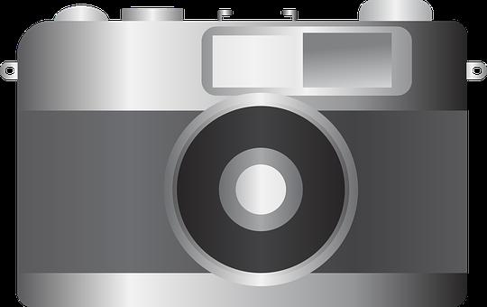 Analog, Antique, Background, Black, Blank, Camera, Case