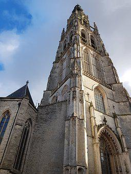 Church Building, Architecture, Religion, Cathedral