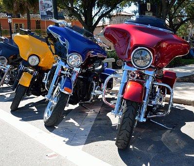 Motorcycle, Transportation, Biker, Transport, Vehicle