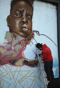 Graffiti, Art, Artist, Paint, Pictures, Conceptual