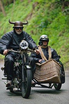 Vehicle, Motorcyclist, Motorcycle, Biker, Motorcycles