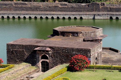 Architecture, Water, Travel, Old, Ancient, Castle