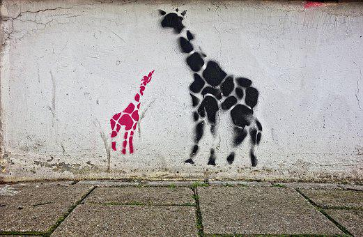 Wall, Graffiti, Street Art, Picture, Drawing, Paint