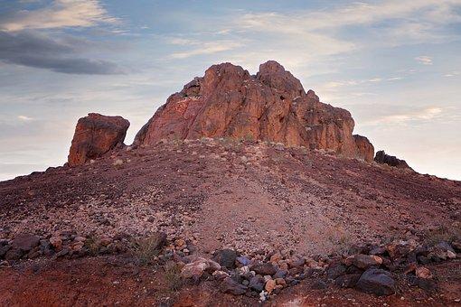 Rock, Travel, Landscape, Nature, Desert, Hoover Dam