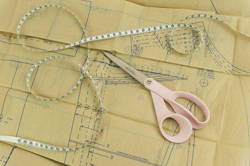 The Formula, Sewing, Scissors, Tape Measure