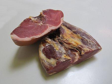 Regional Product, Ham, Butcher Shop, Plowman's Lunch