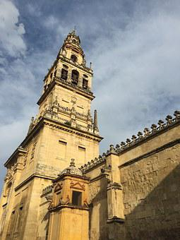 Mosque, Cathedral, Cordoba