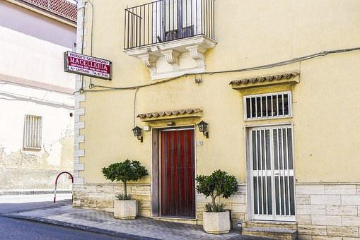 Butcher, Shop, Sicily, Food, Meat, Italian, Deli