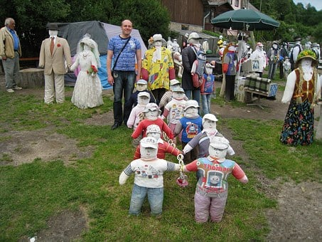 Puppetry, Dolls, Puppet, Master, Play, Craft, Show, Toy