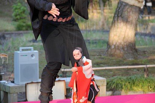 Puppet, Street Performance, Doll, Entertainment
