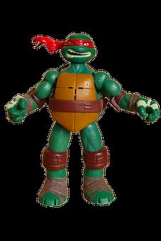 Ninja, Turtle, Cartoon, Comic, Defenders, Fighters
