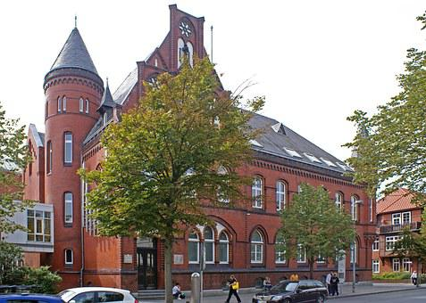 Old Post Office, Uelzen, Post, Home