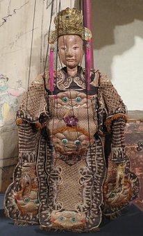 Marionette, Male, Quanzhou, Fujian, Lin, Liu, Hsin