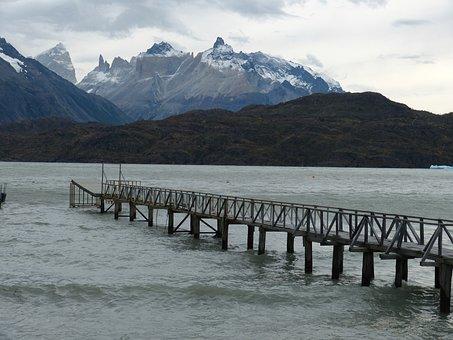 Chile, South America, Landscape, Nature, National Park