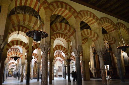 Cordoba, Mosque, The Cathedral, The Basilica, Church