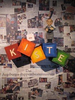 Augsburg, Puppet Theatre, Augsburger Puppenkiste