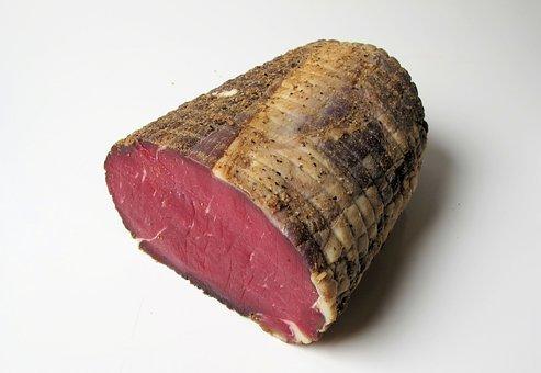 Rookvlees, Regional Product, Butcher Shop