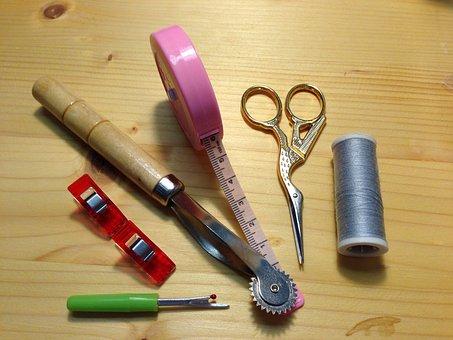 Sew, Schneider, Yarn, Haberdashery, Sewing Thread