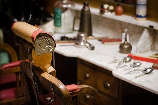 Barber, Shop, Chair, Barber Shop, Haircut, Hairdresser