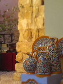 Cordoba, Ceramic, Spain, Ceramic Products, Art