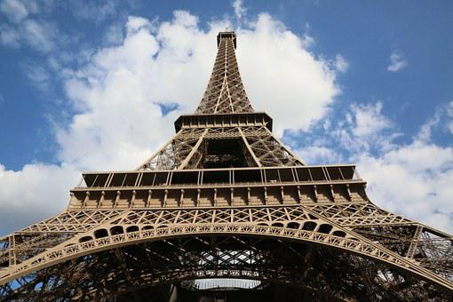 Paris, The Beach Tower, Effie Hilton Iron Tower