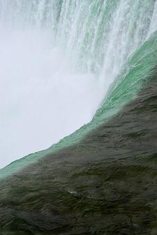 Niagara Falls, Waterfall, Ontario Water, Canada, Falls